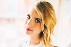 Emma+Roberts+Talks+Chloé,+Coachella,+and+Crop-Top+Worthy+Abs