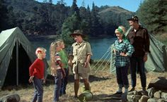 """Brady Bunch Camping Trip! Loved this episode....""""A-Camping We Will Go"""""""