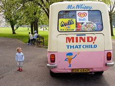 Mr Whippy Ice Cream Truck ... New Zealand