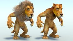 Image result for low poly cartoon lion Cartoon Lion, Low Poly, Vr, Lion Sculpture, Statue, Image, Sculptures, Sculpture
