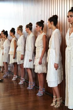 Gregory Parkinson has me convinced. I am going to spend Memorial Day to Labor Day of summer '12 wearing all white...