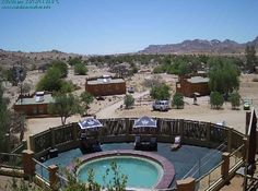We are happy to announce that the new swimming pool at Desert Horse Inn is now open for guest's to enjoy! Cosy Fireplace, Wooden Decks, Swimming Pools, Scenery, Relax, Horses, Happy, Outdoor Decor, Travel