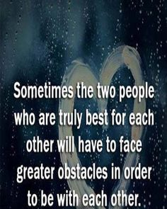 Two people are truly best