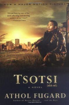 Tsotsi: A Novel by Athol Fugard, http://www.amazon.com/dp/0802142680/ref=cm_sw_r_pi_dp_TgXlqb11WQYFR