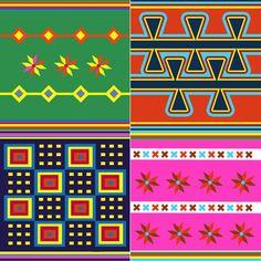 Tapestry crochet patterns.
