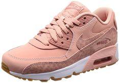 premium selection 7ecc6 8d873 Nike Mädchen Air Max 90 LTR SE GG Gymnastikschuhe  Amazon.de  Schuhe    Handtaschen