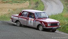 6 Jari Ohrankämmen - Petri Helmikkala , Wartburg 353 , luokka 1 voittajat