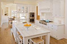 Ist die Kücheninsel ein Muss? - 30 Küchen mit Kochinsel als Inspiration
