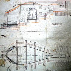 Plan for Graeme Wilkie's anagama