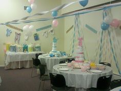 Baby Shower Decoration for Boy & Girl