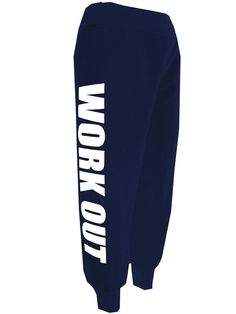 Plus Size Women's Tops and Sweatpants