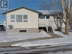 4601 Press AVE, Macklin, Saskatchewan  S0L2C0 Single Family, Shed, Real Estate, Outdoor Structures, House, Home, Real Estates, Haus, Houses