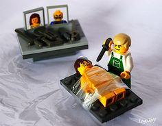 Lego Dexter!! Sweet!!