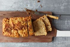 Texas Breakfast Beer Bread, a recipe on Food52