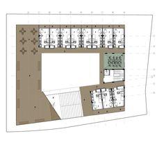 Gallery of CYC Students Residence University / EKKY Studio - 1