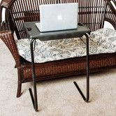 Found it at Wayfair - Portable and Foldable Bedside TV Tray Table