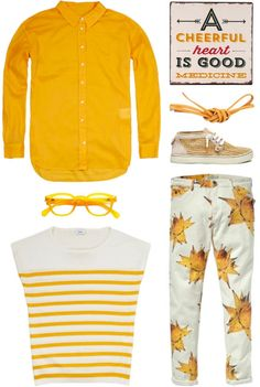 A sunny coloured look for her | Maison Scotch, Closed and Premiata | www.eb-vloed.nl