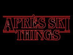 BORN TO SKI Wintersport APRE`S SKI T-Shirt Damen S-XXL