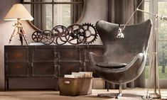 Restoration Hardware Furniture and Accessories