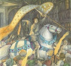 A life in pictures: Angela Barrett | Children's books | The Guardian