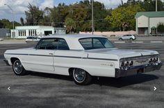Chevrolet Impala, 1964.