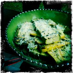 Herbed Grilled Veggies