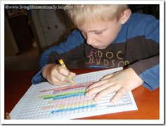 Math and science in the park- Fun graphing activity
