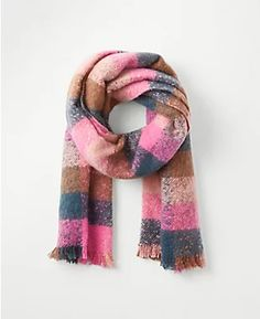 Scarves for Women: Printed, Square & Silk Scarves   Ann Taylor