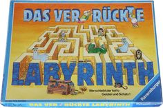 The Amazeing Labyrinth by Ravensburger Board Game 100 Complete Ages 8 and up for sale online Childhood Games, 90s Childhood, Childhood Memories, Real Life Games, Nostalgia 70s, Good Old Times, Family Game Night, 90s Kids, Sweet Memories