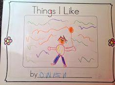 Joyful Learning In KC: I LIKE BOOK