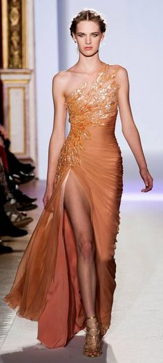 Zuhair Murad Spring 2013 Couture    I keep tweeting and instagramming about Zuhair Morad, but his new collection has pushed him up the ranks. He has now a special place in my fav designers spot in my heart. Love xo