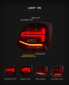 Vland Car Accessories Manufacturing Led Rear light For VW Polo Led Polo Tail Lamp with Sequential Indicator Led Tail Lights, Car Lights, Vw Polo Modified, Volkwagen Golf, Jdm, Best City Car, Used Electric Cars, Volkswagen Touran, Find Used Cars