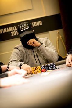 La finale #WiPT 2015/2016 au Cercle Clichy Montmartre. Crédit photo: Caroline Tribot #Winamax #Poker #CCM
