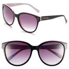c1b7c21aa67 Lilly Pulitzer  Atwood  58mm Sunglasses (1