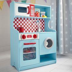 Charmant Brighton Play Kitchen   Play Kitchen Range   Toys Childrens Wooden Kitchen,  Wooden Toy Kitchen