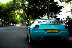 Turquoise by toffi:xc, via Flickr