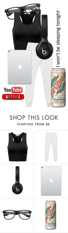 """""""My outfit"""" by embracelinks ❤ liked on Polyvore featuring Beats by Dr. Dre and ZeroUV"""