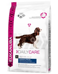 Animalerie Eukanuba Adult Daily Care Overweight / Sterilised pour chien 2 x 125 kg Dog Food Comparison, Dog Food Recall, Les Croquettes, Weight Loss Eating Plan, Dog Food Reviews, Dog Food Container, Dog Potty, Dog Diet, Dog Food Storage