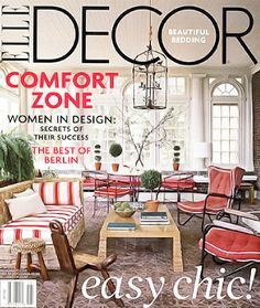 Find This Pin And More On Elle Decor France 2015 Home Decor Magazine
