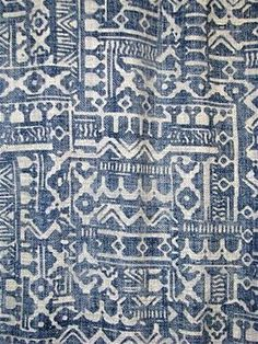 Tanner 557 Dark Denim   Jennifer Adams Decorator Fabric For Window  Treatments, Furniture Upholstery Or