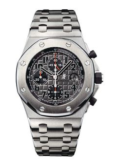 Royal Oak Offshore Titanium Chronograph 42mm