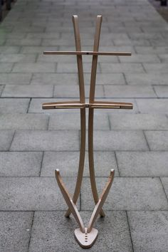 My Dads Blog - Bim Burton : Cello Music Stand
