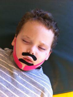 Overcoming movement disorder  #PediatricCare #PediatricTreatment  #KinesiologyTape
