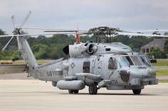 "704, US Navy MH-60R ""Seahawk"", HSM-74, Swamp Fox, North Myrtle Beach, South Carolina, Memorial Day 2016."