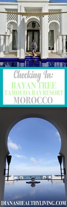 Heading to Morocco? This hotel is going to make you want to visit Tamouda Bay for a little bit of relaxation in this incredibly beautiful hotel! #morocco #africa ***** Morocco travel | Morocco destinations | Where to stay in Morocco | Morocco hotels | Tamoudo Bay Morocco | Things to do in Morocco | Morocco hotel luxury | Morocco hotel room | Morocco hotel interior | Morocco hotel design
