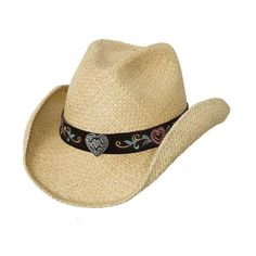 Crazy For You Straw Childrens Hat. Youth Cowboy HatCowboy HatsLittle CowgirlWestern  Hats 880670dc3f29