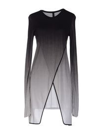 This would be really cool over a shorter skirt, or with leggings, I think. I like that it's sheer so it would cover my arms, but not be too hot either.