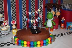 Super Mario Bros. Party #supermario #party