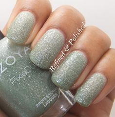 Zoya Nail Polish in Vespa via Refined & Polished