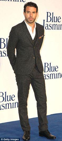 rising Welsh star Tom Cullen